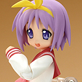 Hiiragi Tsukasa (School Uniform version) (Lucky Star)