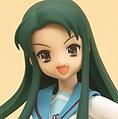 Tsuraya-san (Uniform Version) (Suzumiya Haruhi no Yuuutsu)