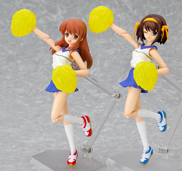 Asahina Mikuru (Cheer Girl version)