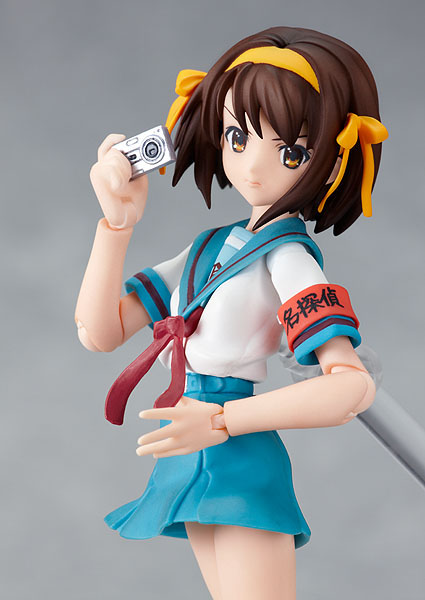 Suzumiya Haruhi (Summer clothes version)