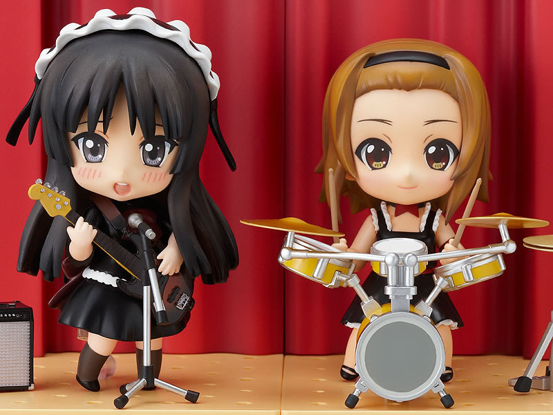 K-ON! Mio and Ritsu: Live Stage Set