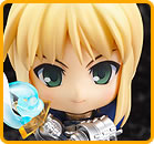 Saber: Super Movable Edition (Fate Stay/Night)