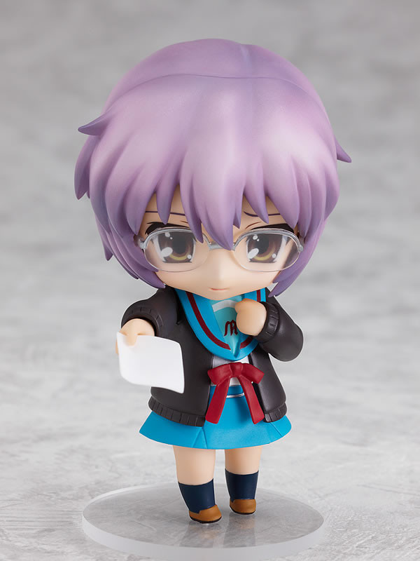Yuki Nagato: Disappearance version