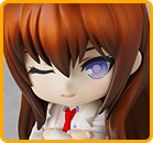Kurisu Makise: White Coat ver. (Steins;Gate)