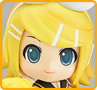 Rin Kagamine : Cheerful Ver. (Character Vocal Series 02: Rin/Len Kagamine)