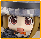 Desert Army-san (Magical Marine Pixel Maritan)