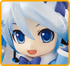 Snow Miku: Fluffy Coat Ver. (Character Vocal Series 01: Miku Hatsune)