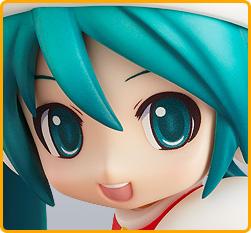 Hatsune Miku: Santa Ver. (Character Vocal Series 01: Hatsune Miku)
