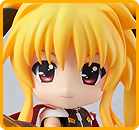Fate Testarossa: Blaze Form Edition (Magical Girl Lyrical Nanoha The MOVIE 2nd A's)