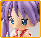 Hiiragi Kagami (Lucky Star official homepage version) (Lucky Star)