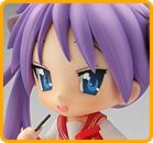 Hiiragi Kagami (Chara Ani version) (Lucky Star)