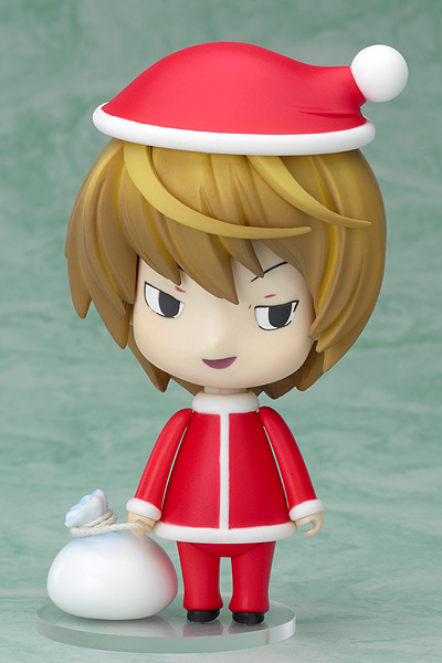 Yagami Light (Santa version)