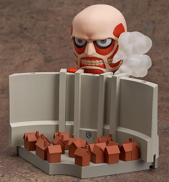 Colossus Titan & Attack Playset