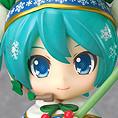Snow Miku: Snow Bell Ver. (Character Vocal Series 01: Hatsune Miku)