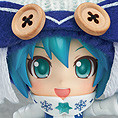 Snow Miku: Snow Owl Ver. (Character Vocal Series 01: Hatsune Miku)