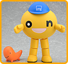 Nendoroid on-chan (HTB Mascot Character)