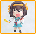 Suzumiya Haruhi (Haruhi-chan version) (Suzumiya Haruhi no Yuuutsu / The Melancholy of Haruhi Suzumiya)