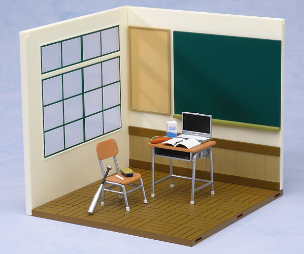 Nendoroid Play Set #01: School Life Set A